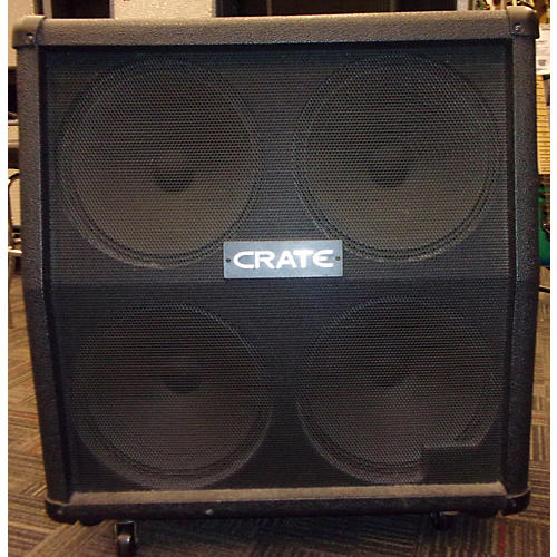 guitar cabinets used crate g412sl guitar cabinet guitar center 16124