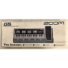 Zoom G5 Effect Processor