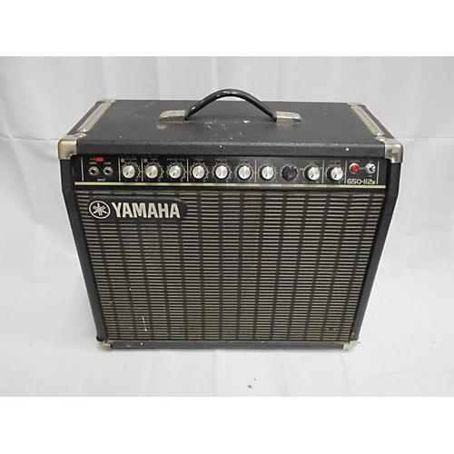 Yamaha G50-112II Tube Guitar Combo Amp