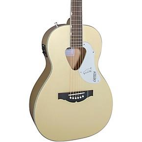 Gretsch Acoustic Guitars >> Gretsch Guitars G5021e Limited Edition Rancher Penguin Parlor Acoustic Electric Guitar