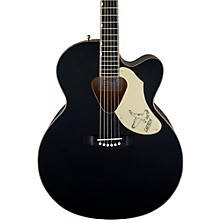 G5022C Rancher Falcon Cutaway Acoustic-Electric Guitar Black