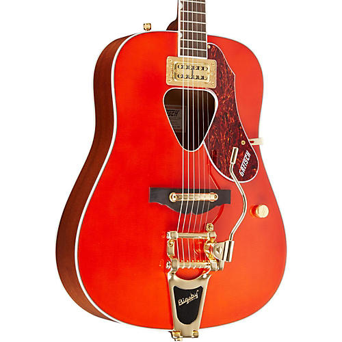 Gretsch Guitars G5034TFT Rancher Dreadnought Acoustic Guitar