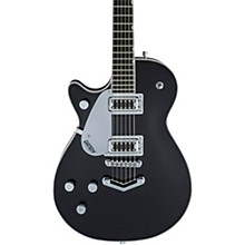 """Gretsch Guitars G5230LH Electromatic Jet with """"V"""" Stoptail Left-Handed Electric Guitar"""
