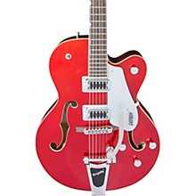 Gretsch Guitars G5420T Electromatic Electric Guitar with Bigsby Level 1 Red Sparkle