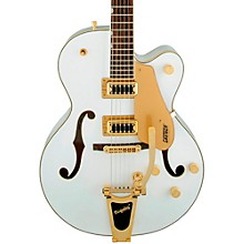 Gretsch Guitars G5420T Electromatic Hollow Body Electric Guitar Level 1 Snow Crest White