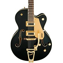 Gretsch Guitars G5420T Electromatic Single Cut Hollowbody Electric Guitar Level 1 Black