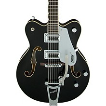 G5422T Electromatic Double Cutaway Hollowbody Electric Guitar Black