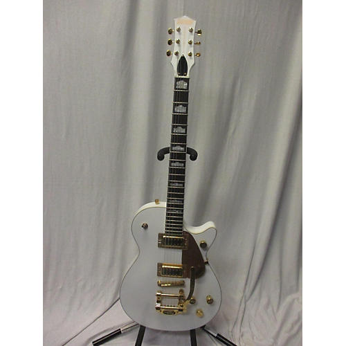 used gretsch guitars g5434t ltd solid body electric guitar white guitar center. Black Bedroom Furniture Sets. Home Design Ideas