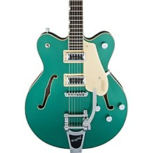 G5622T Electromatic Center Block Double Cutaway with Bigsby Georgia Green