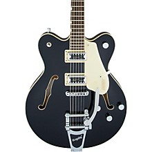 Gretsch Guitars G5622T Electromatic Center Block Double Cutaway with Bigsby Level 2 Black 190839346759