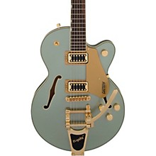 G5655TG Electromatic Center Block Jr. Bigsby Electric Guitar Aspen Green