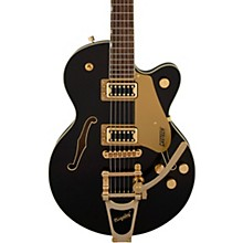G5655TG Electromatic Center Block Jr. Bigsby Electric Guitar Black Gold