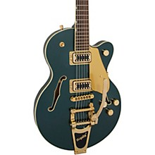 G5655TG Electromatic Center Block Jr. Bigsby Electric Guitar Cadillac Green