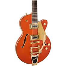 G5655TG Electromatic Center Block Jr. Bigsby Electric Guitar Orange