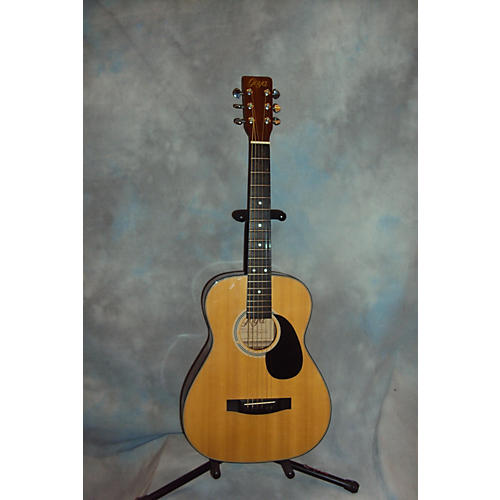 In Store Used G610 Natural Acoustic Guitar