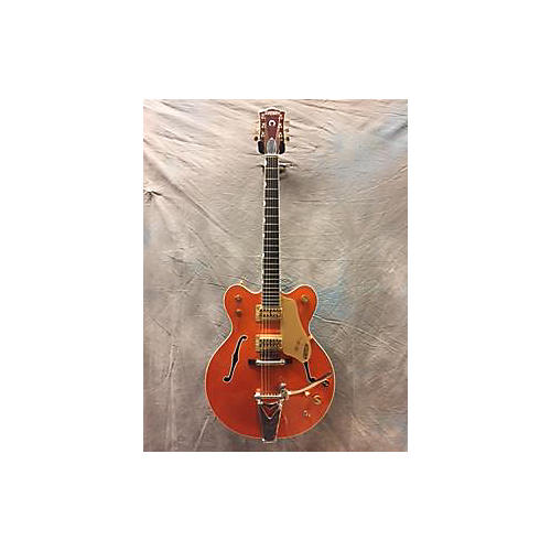 used gretsch guitars g6120dc hollow body electric guitar guitar center. Black Bedroom Furniture Sets. Home Design Ideas