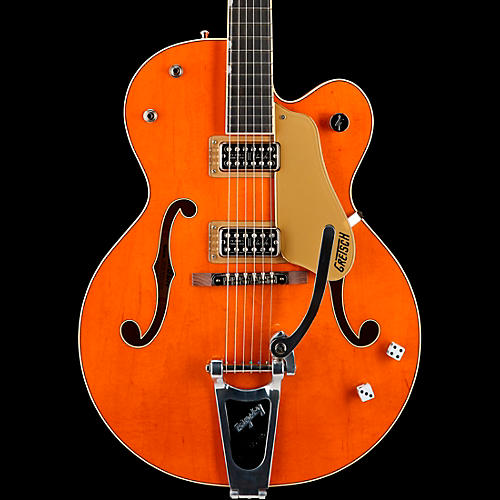 Gretsch Guitars G6120SSL Brian Setzer Nashville Hollowbody Electric Guitar