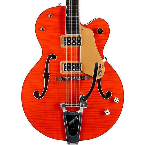 Gretsch Guitars G6120SSU Brian Setzer Nashville Semi-Hollow Electric Guitar