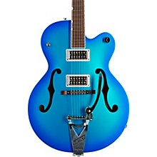 G6120T-HR Brian Setzer Signature Hot Rod Hollow Body with Bigsby Candy Blue Burst