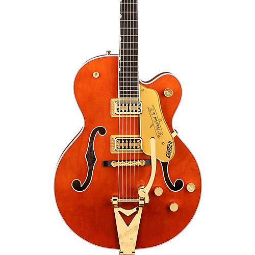 Gretsch Guitars G6120TG Players Edition Nashville Hollow Body Electric Guitar