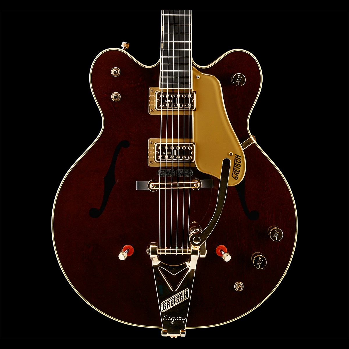 Gretsch Guitars G6122T-62GE Vintage Select Edition 1962 Chet Atkins Country Gentleman Hollowbody Electric Guitar