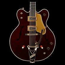 Gretsch Guitars G6122T-62GE Vintage Select Edition 1962 Chet Atkins Country Gentleman Hollowbody Electric Guitar Walnut Stain