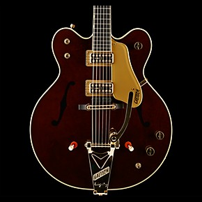 0a9b89dd3d Gretsch Guitars G6122T-62GE Vintage Select Edition 1962 Chet Atkins Country  Gentleman Hollowbody Electric Guitar Walnut Stain | Guitar Center