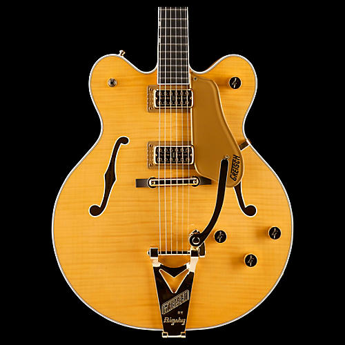 Gretsch Guitars G6122TFM-AM Players Country Gentleman Electric Guitar with Bigsby