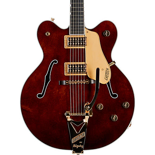 Gretsch Guitars G6122TG Players Edition Country Gentleman Hollow Body Electric Guitar