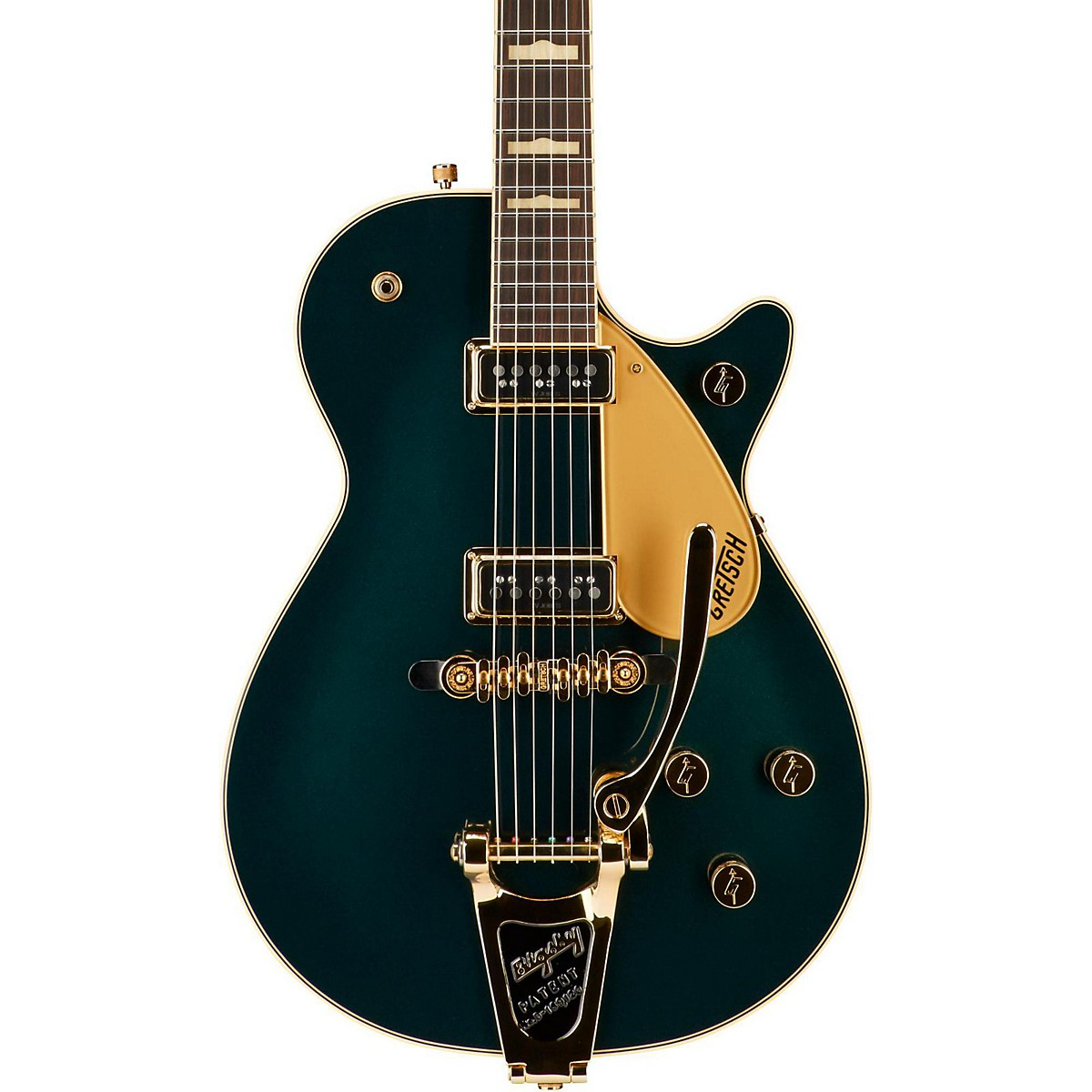 Gretsch Guitars G6128T-57 Vintage Select 57 Duo Jet with Bigsby Electric Guitar