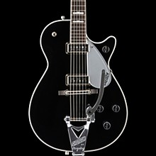 Gretsch Guitars G6128T George Harrison Duo Jet Electric Guitar Black
