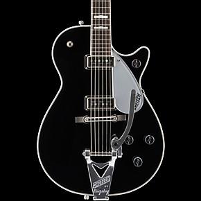 gretsch guitars g6128t george harrison duo jet electric guitar black guitar center. Black Bedroom Furniture Sets. Home Design Ideas