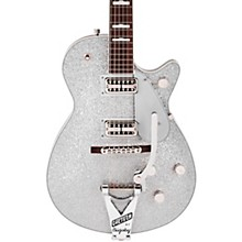 G6129T-89VS Vintage Select 89 Sparkle Jet with Bigsby Silver Sparkle