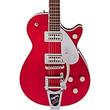 G6129T Players Edition Jet FT with Bigsby Electric Guitar Red Sparkle