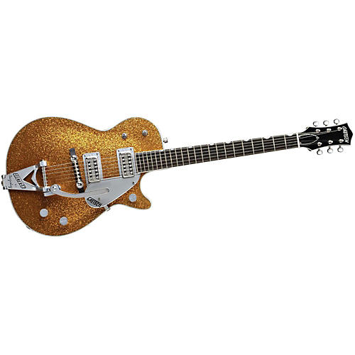 Gretsch Guitars G6129TAU Sparkle Jet with Bigsby Electric Guitar