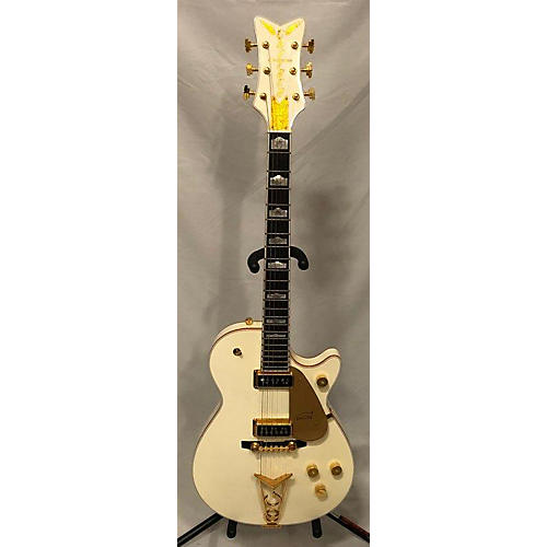 Gretsch Guitars G6134 White Penguin Solid Body Electric Guitar