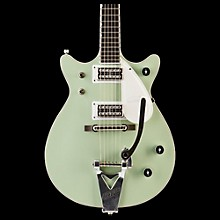 Gretsch Guitars G6134TDC Limited Edition Broadway Jade Penguin Semi-Hollowbody Electric Guitar Broadway Jade