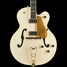 Gretsch Guitars G6136-55 Vintage Select Edition '55 Falcon Hollowbody with Cadillac Tailpiece Vintage White