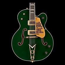 Gretsch Guitars G6136I Irish Falcon Bono Signature Electric Guitar Evergreen with Gold Sparkle