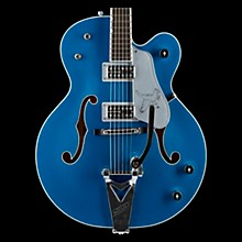 Gretsch Guitars G6136T-59 Falcon with Bigsby Limited Edition Semi-Hollow Electric Guitar Lake Placid Blue