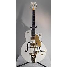Gretsch Guitars G6136T White Falcon Bigsby Hollow Body Electric Guitar