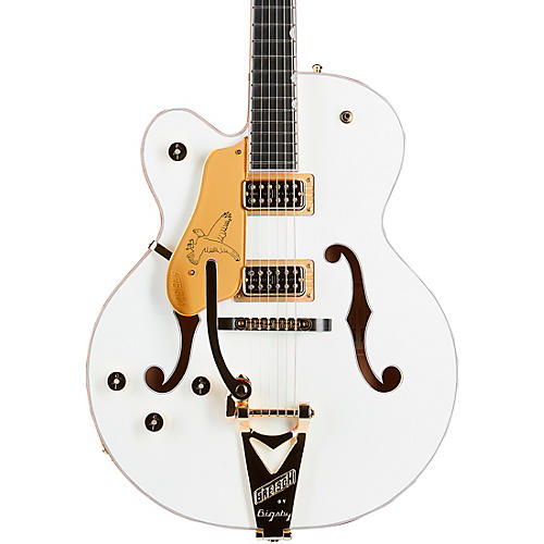 Gretsch Guitars G6136TG-LH Players Edition Falcon Hollow Body Left-Handed Electric Guitar