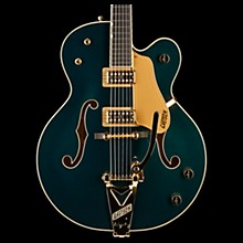 Gretsch Guitars G6196T-59 Vintage Select Edition '59 Country Club Hollowbody with Bigsby Cadillac Green