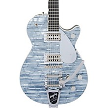 G6228-PE Players Edition Duo Jet Electric Guitar Blue Pearl