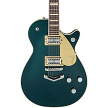 """Gretsch Guitars G6228-PE Players Edition Duo Jet Single Cutaway Electric Guitar with """"V"""" Stoptail"""