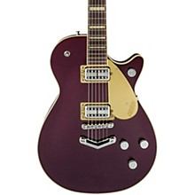 G6228FM-PE Players Edition Duo Jet Electric Guitar Dark Cherry Metallic