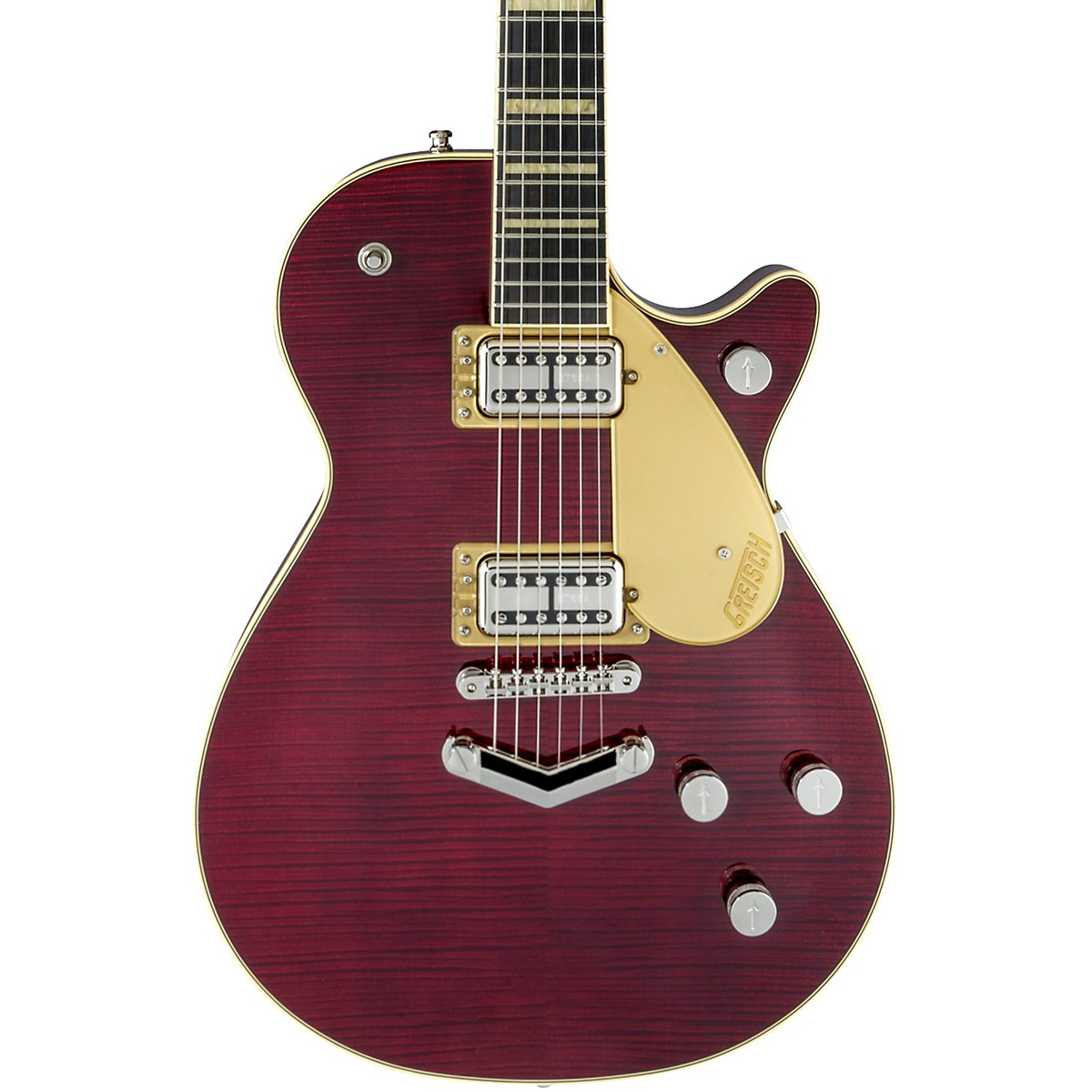 Gretsch Guitars G6228FM-PE Players Edition Duo Jet Electric Guitar