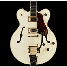 Gretsch Guitars G6609TG Players Edition Broadkaster Center Block with String-Thru Bigsby and Gold Hardware