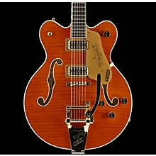 Gretsch Guitars G6620TFM Players Edition Nashville Center Block Double-Cut with String-Thru Bigsby and Flame Maple