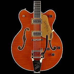 gretsch guitars g6620tfm players edition nashville center block double cut with string thru. Black Bedroom Furniture Sets. Home Design Ideas